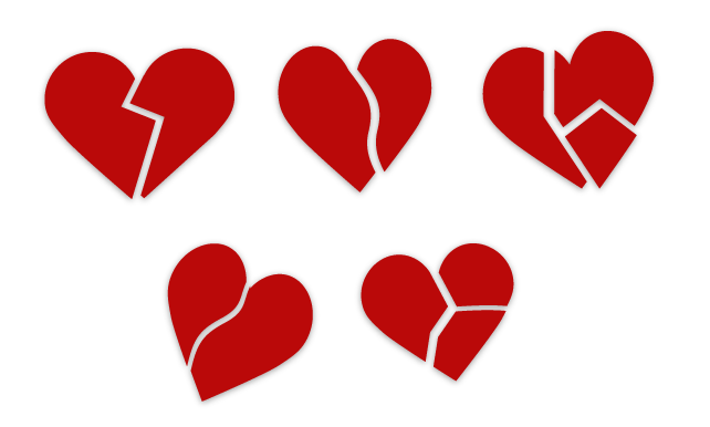 Valentine's Day Activity: Find the Missing Piece of My Heart
