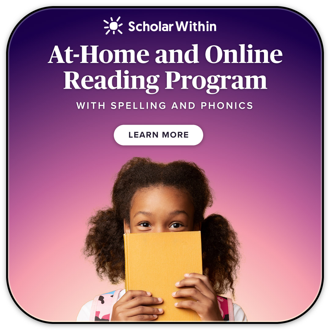 At-Home Online Reading Program With Spelling and Phonics