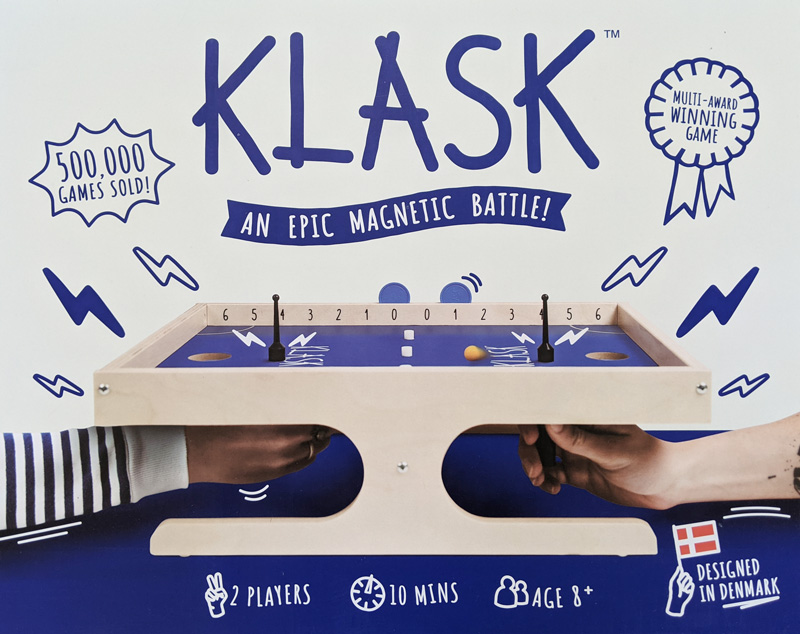 Educational Games for Kids - Klask - Hand-Eye Coordination Spatial Awareness