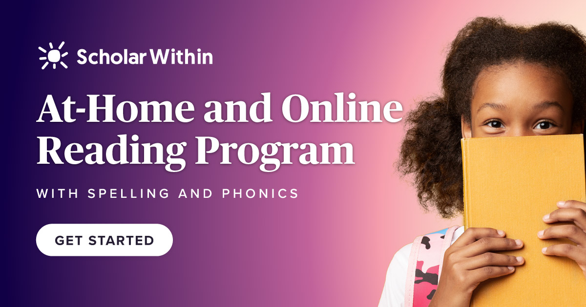 At-Home and Online Reading Program With Spelling and Phonics - Scholar Within