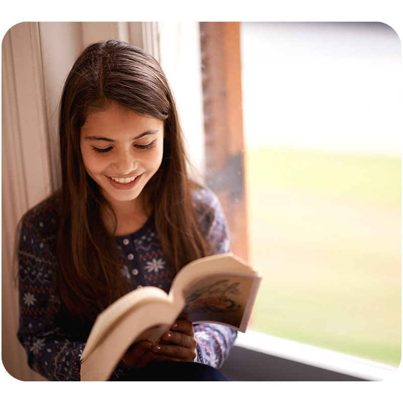 12-Year Old Reading