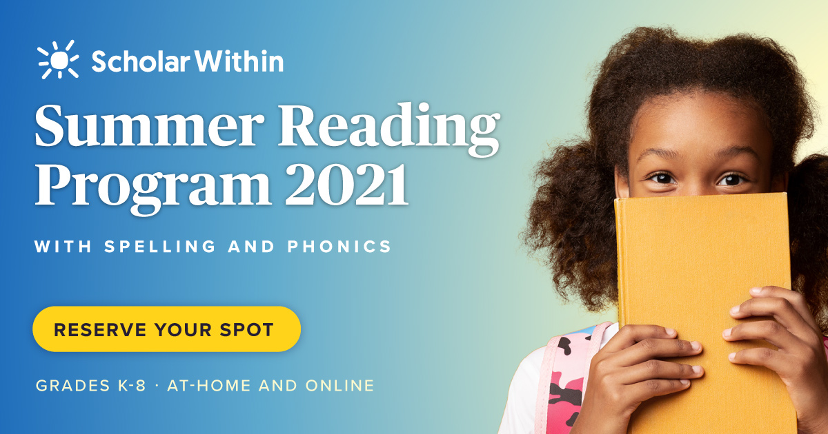 Summer Reading Program 2021