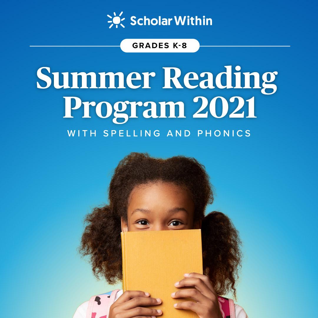 Summer Reading Program 2021